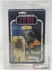 65 Back-B AFA 80 Y-NM Klaatu Vintage Kenner Star Wars 1983