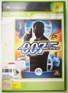 Xbox - James Bond 007 in Agent Under Fire. Classics Edition. Complete. PAL.