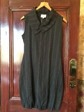 The Masai Clothing Company Sleeveless Black Dress With Detailing Size XS