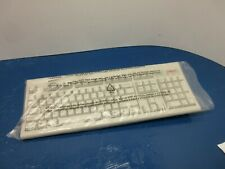 Vintage Compaq PS/2 Keyboard KB-3923 Wired  Looks new