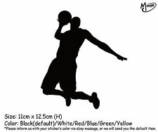 Basketball Player Dunk Dunker Reflective Car Decals Stickers Best Gifts2