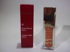 Clarins Eclat Minute Blush  02 Coral tonic 7 ml