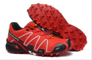 Neue Damen Salomon Speedcross 3 Laufschuhe Turnschuhe Größe 36-39 DE
