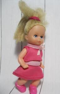 """Vintage Simba Toys STEFFI LOVE Evi Baby Sister Kelly Size 4"""" DOLL clothes/shoes"""