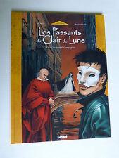LES PASSANTS DU CLAIR DE LUNE tome 1 : la fraternal compagnia en EO