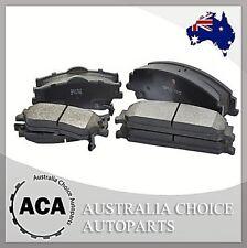 Full Set of Premium Front 1765 Rear 1766 Brake Pads for Holden Commodore Ute