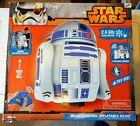 Star Wars R2-D2 Radio Controlled Inflatable NIB