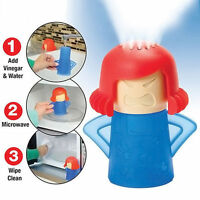 New Metro Angry Mama Cleaning Microwave Cleaner Cooking Kitchen Gadget Tools