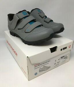 NEW Bontrager ADORN 2-Bolt SPD EU 41 US 9.5 Women's Gravel MTB Shoes MSRP $100