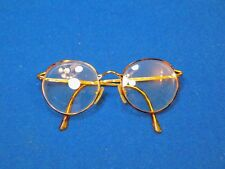 Vintage Rx Eye Glasses Frame Georgio Beverly Hills Prescription G 820 077 Gold