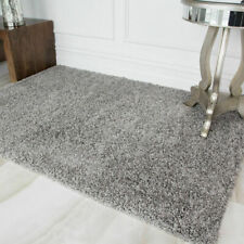 Soft Thick Fluffy Shaggy Rugs Non Shed Bedroom Rug EXTRA SMALL BEDSIDE COSY RUGS
