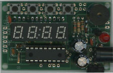 LED Mini 7-Segment Up/Down Counter/Timer PIC Electronic Kit