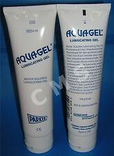Parker Labs AQUAGEL Personal Clear Lubricating Gel 142g 5Oz Flip Top Tube 57-05