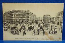 HOTEL LONDRES NEW YORK / Paris, France / Early Postcard