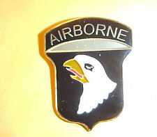 Army{101st  Airborne Division} 1 1/4 inch x 3/4 inch}-Lapel pin,Tie Tack,Hat pin