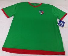 Mexico National Team Youth Boys Soccer Jersey Green GOL Shirt NWT Size YL