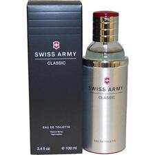 Men Swiss Army Classic by Swiss Army 3.3 oz 3.4 oz 100 ml EDT New In Box Sealed
