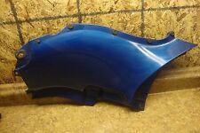 02 Bmw K1200 Lt K1200Lt K 1200 Blue Plastic Side Cover Panel Trim Cowling Right
