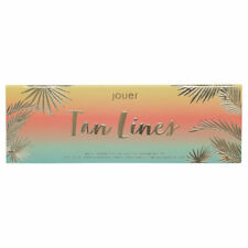 JOUER Tan Lines Matte, Shimmer & Luxe Foil Eyeshadow Palette NEW IN BOX