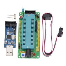 AVR ATMEGA16 Minimum System Board ATmega32 + USB ISP USBasp Programmer F ATMEL S