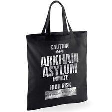 Batman Tragetasche Stoffbeutel Beuteltasche Shopper - Arkham Asylum
