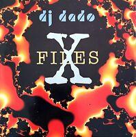 DJ Dado CD Single X-Files - Germany (EX+/EX+)