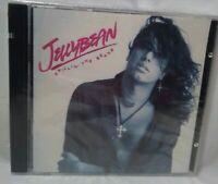 """JELLYBEAN  """"Spillin' The Beans""""  NEW SEALED CD   Last 1 left !!!"""