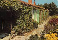BR47107 Saint vicent sur jard bel ebat maison de clemenceau    France