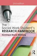 The Social Work Student's Research Handbook - Paperback - GOOD