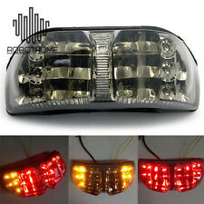 LED Turn Signal Tail Light For YAMAHA FAZER FZ1 2006 2007 2008 2009 2010 Smoke