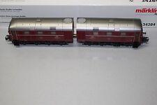 Märklin 34284 Locomotora Diésel Serie 288 DB Rojo Escala H0 Emb.orig