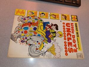 HARVEY HITS LITTLE DOTS UNCLES SUMMER SPOTS 13 EARLY RICHIE RICH 1962 silver age