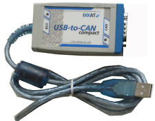 IXXAT USB to CAN Compact Interface V1.5  #220