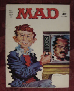 RARE MAD magazine July 1973 Cannon Going My Way