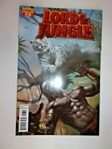 LORD OF THE JUNGLE   #8  DYNAMITE   COMBINE SHIPPING AND SAVE  BX2413