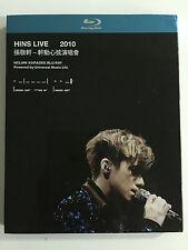 Hins Live 2010 Karaoke 張敬軒 軒動心弦演唱會 (Blu-ray)  Hins Cheung