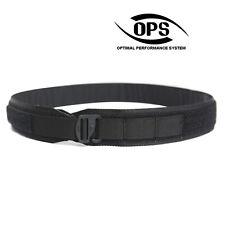 O.P.S G-HOOK ADAPTIVE BELT IN BLACK, LARGE