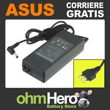 Alimentatore 19V 4,74A 90W per Asus W2Pc