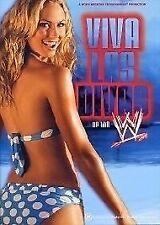 WWE - Viva Las Divas DVD RARE, NTSC Aus Seller, Fast Free Postage