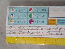 Teaching Cursive Writing Desk Name Plates Carson Dellosa Set of 36