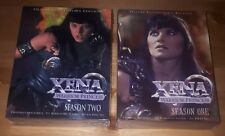 Xena - Warrior Princess: Seasons 1 & 2 (DVD, BRAND NEW) Deluxe Editions