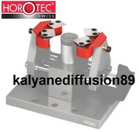 HOROTEC 07.115-F Pair of adaptors with 2 mirror polished blades adaptable 07.115