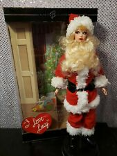 I LOVE LUCY THE CHRISTMAS SHOW BARBIE DOLL MATTEL K4558