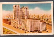 [2492] Hotel St. George Brooklyn, NY ca 1930s