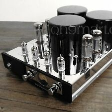 YAQIN MC-13S SVBK EL34 Vacuum Tube Hi-end Tube Integrated Amplifier 10T 10L 240V