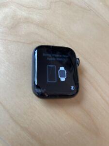 Apple Watch Series 4 Nike Cellular 44mm Space Black Stainless Steel