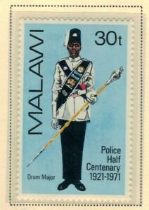Malawi Scott 177 - 181a in MNH condition