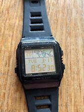Rare Casio World Time W-50U Watch