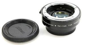 Nikon Teleconverter TC-14a 1.4x AIS - Manual Focus F fit - UK Seller