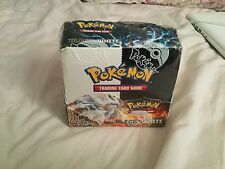 pokemon black & white Base set sealed booster box extremely rare